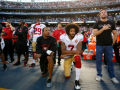 Former Green Beret/NFL player's role in Kaepernick kneel down