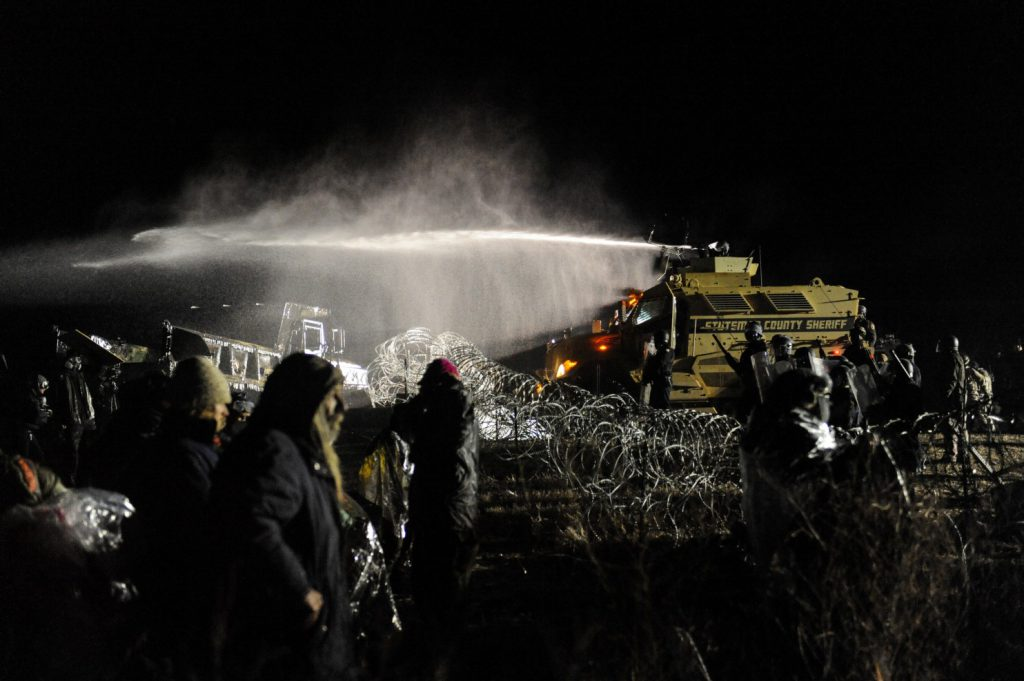 dapl water cannon
